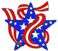 203x180 July Independence Day Clip Art, Gifs, Fireworks Animations, Flags
