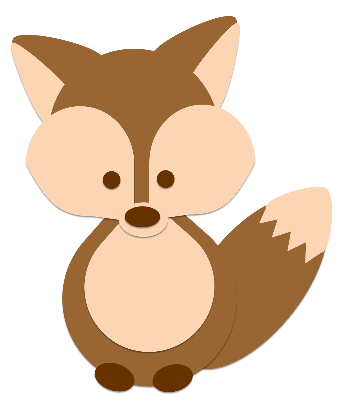 1152x1344 18inspirational Fox Clipart