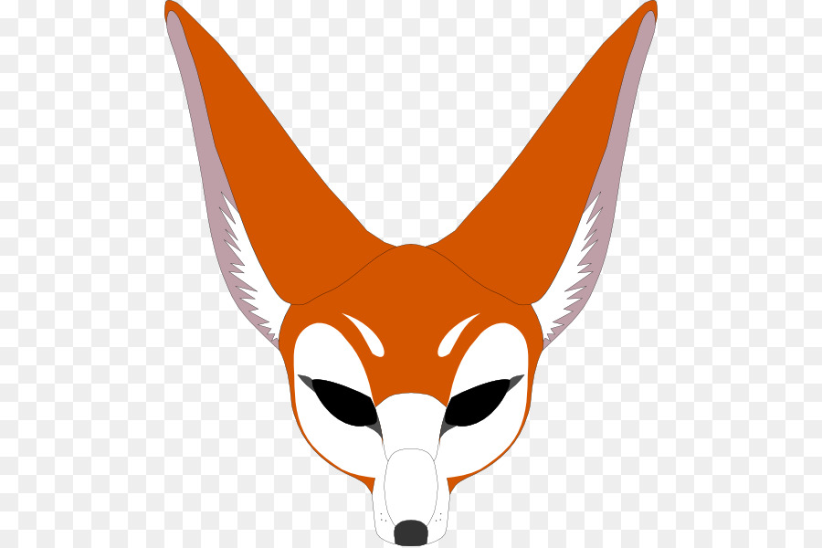 900x600 Fox Clip Art