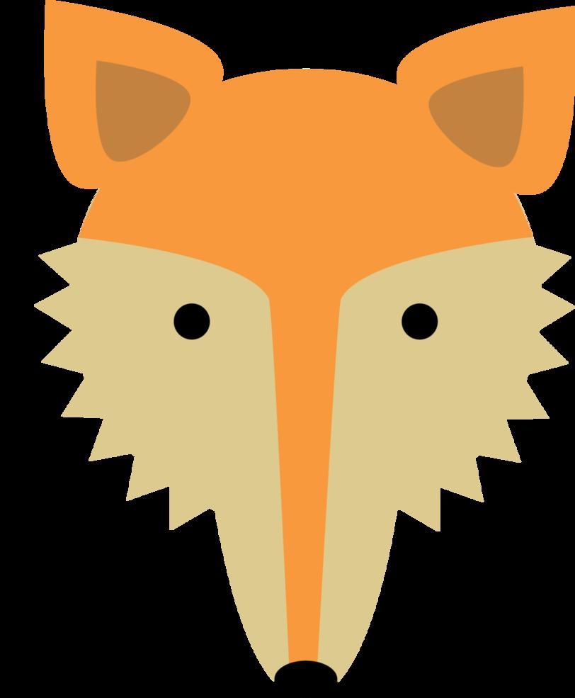 812x985 Fox Clipart