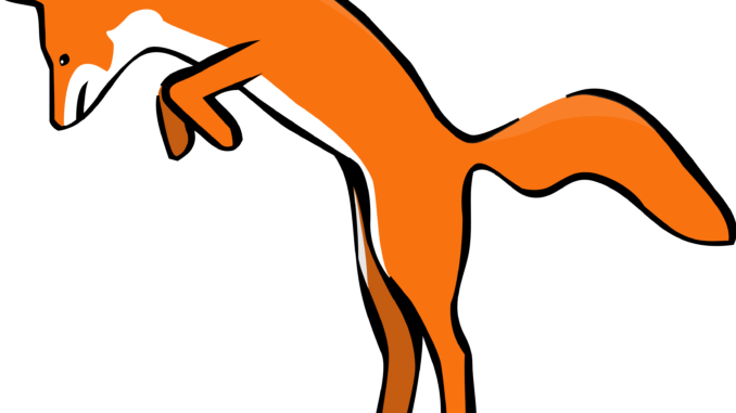 678x381 Free Fox Clipart Black And White Images