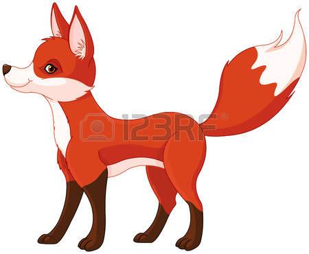 450x370 Illustration Fox Clipart, Explore Pictures