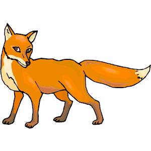 300x300 Fox Clip Art Clipart