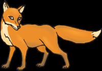 200x140 Free Fox Clipart Free Cute Fox Clipart Scrapbook Printables Autumn