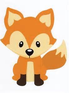 222x300 Clip Art Baby Fox Clipart