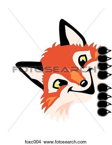 361x470 Fuchs Clipart