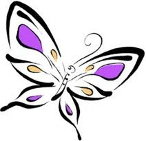 212x205 Image Result For Free Butterfly Clip Art Eclectic Butterfly
