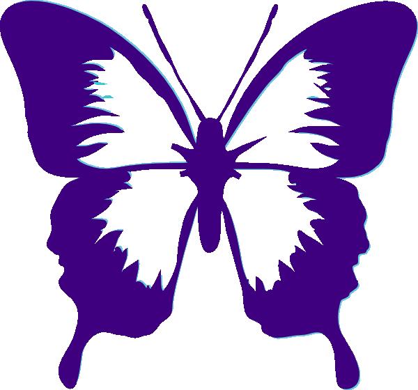 600x560 Butterfly Clip Art Butterfly Clip Art Butterflies ~ Full Wing
