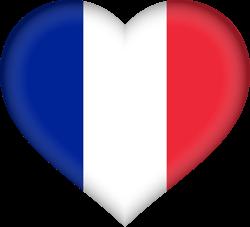 250x227 France Flag Clipart