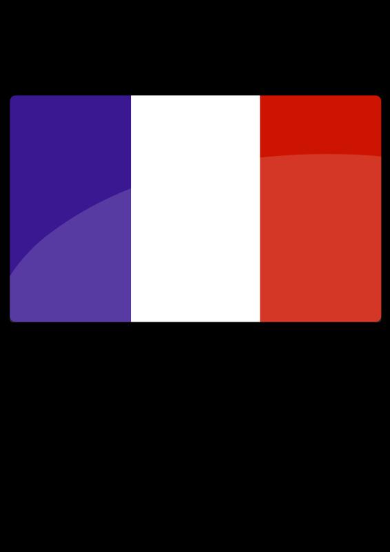 566x800 Free Clipart French Flag Inouire