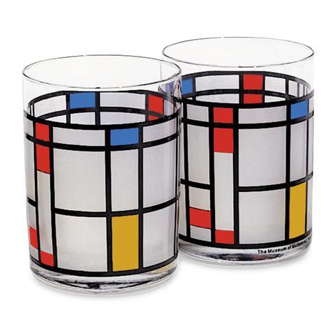 480x480 Frank Lloyd Wright, Contemporary Design Glassware, Coasters