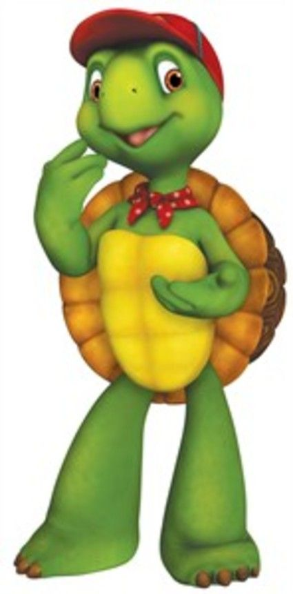 425x861 Franklin The Turtle A Nice Gentle Moralistc Cartoon For Little