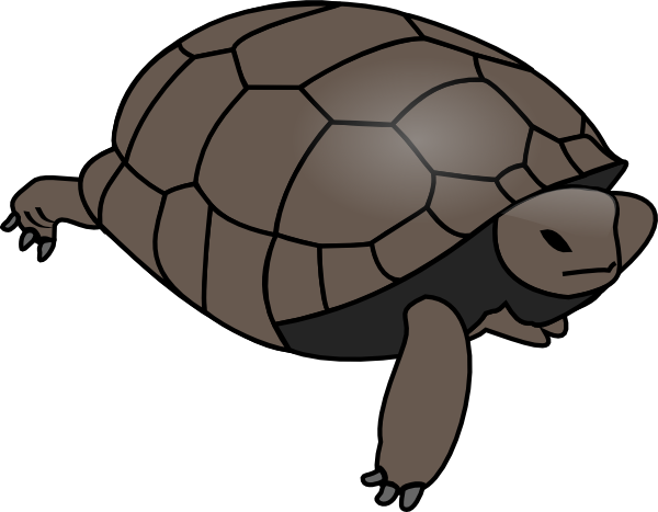 Franklin The Turtle Clipart