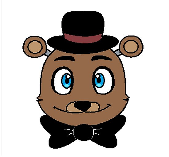 Freddy Fazbear Clipart at GetDrawings com | Free for personal use