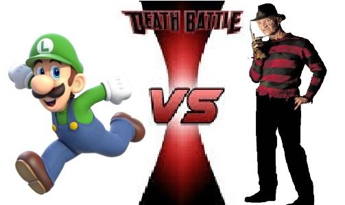 503x299 Luigi Vs Freddy Krueger Death Battle Fanon Wiki Fandom Powered