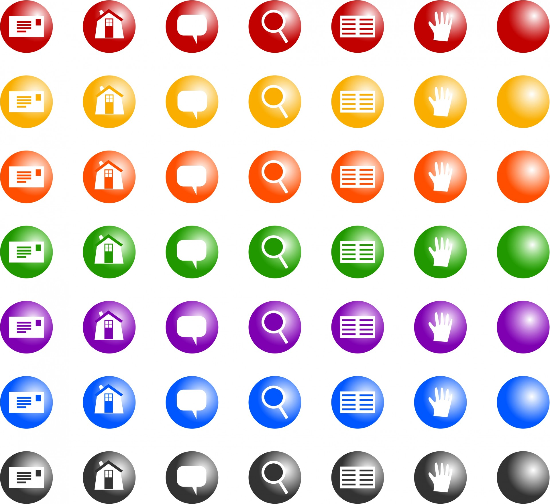 1920x1761 Clip Art Icons Clipart Collection