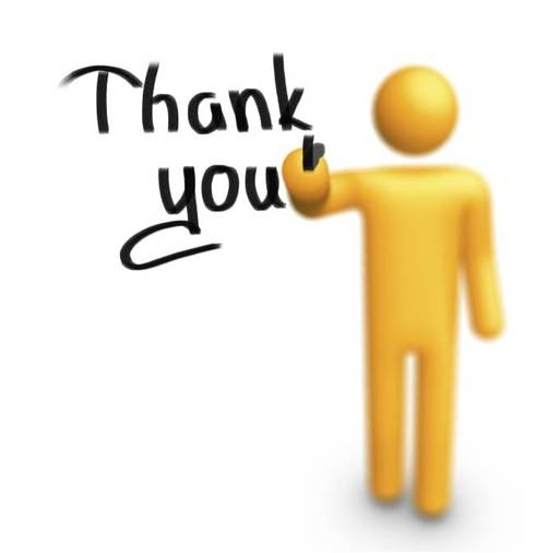 502x506 Thank You Animated Clip Art Free Download Clipart