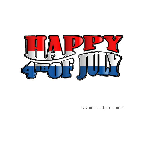 600x600 8 Best Clip Art Images On 4th Of July Clipart, Fourth