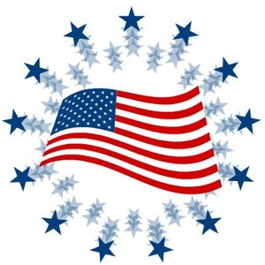 300x300 4th Of July Clip Art Free 4th Of July Clipart 2