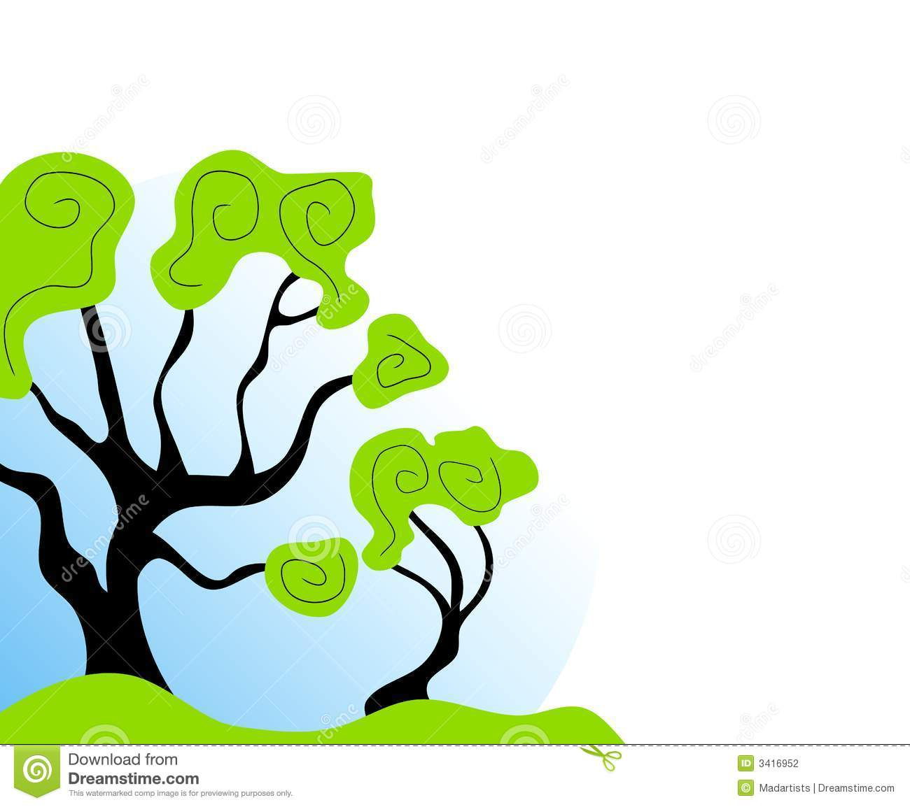 1300x1154 Abstract Tree Clip Art Stock Clipart Panda
