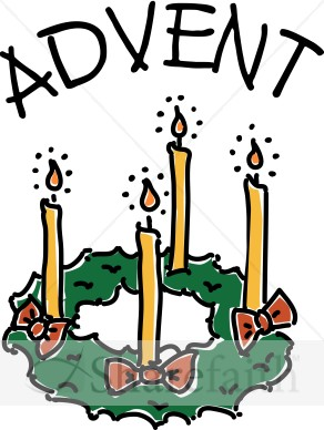 Free Advent Clipart