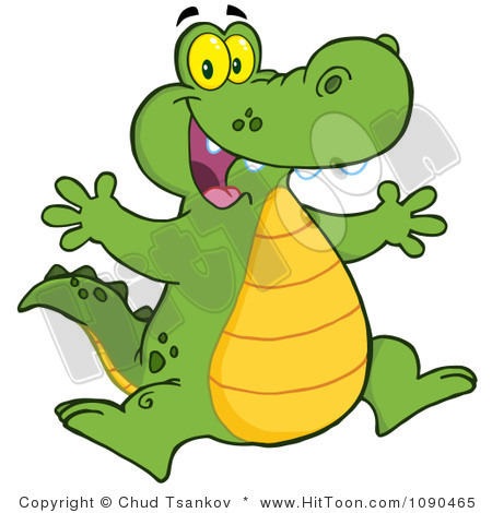 450x470 Cute Alligator Clipart Clipart Panda