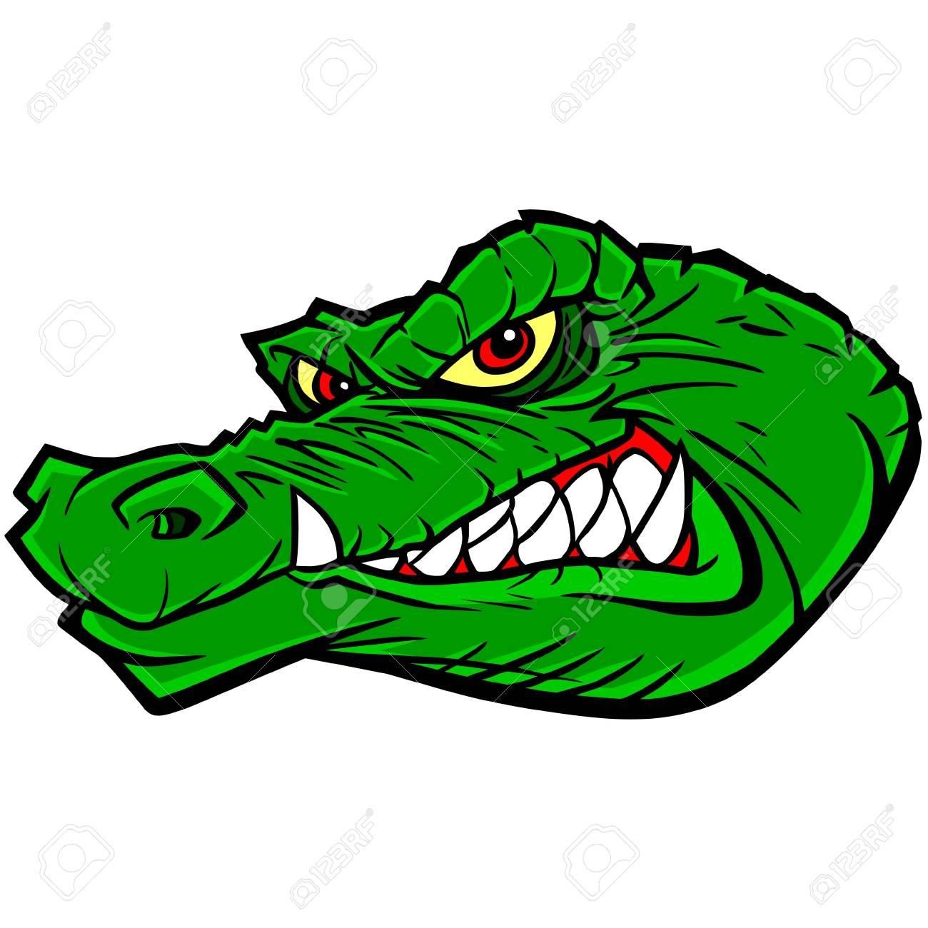 1300x1300 Gator Mascot Cliparts Free Download Clip Art
