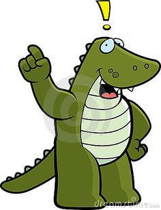 236x307 Halloween Alligator Clipart