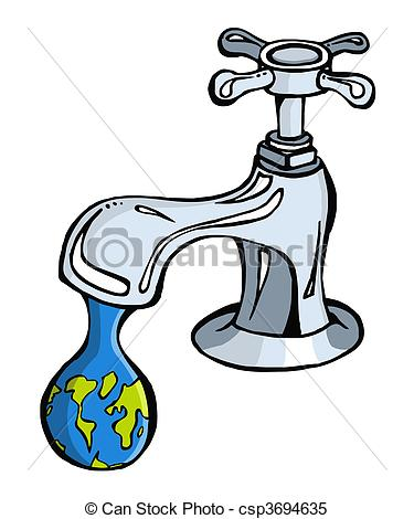 375x470 28+ Collection of Tap Water Drawing High quality, free cliparts
