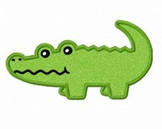 235x187 Preppy Alligator Clipart PERSONAL USE Instant Download