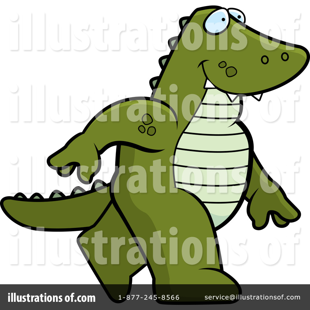 1024x1024 Alligator Clipart