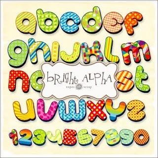 Free Alphabet Clipart