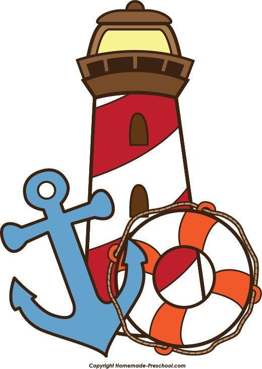520x730 Fresh Free Anchor Clip Art Free Lighthouse Clipart Clipart