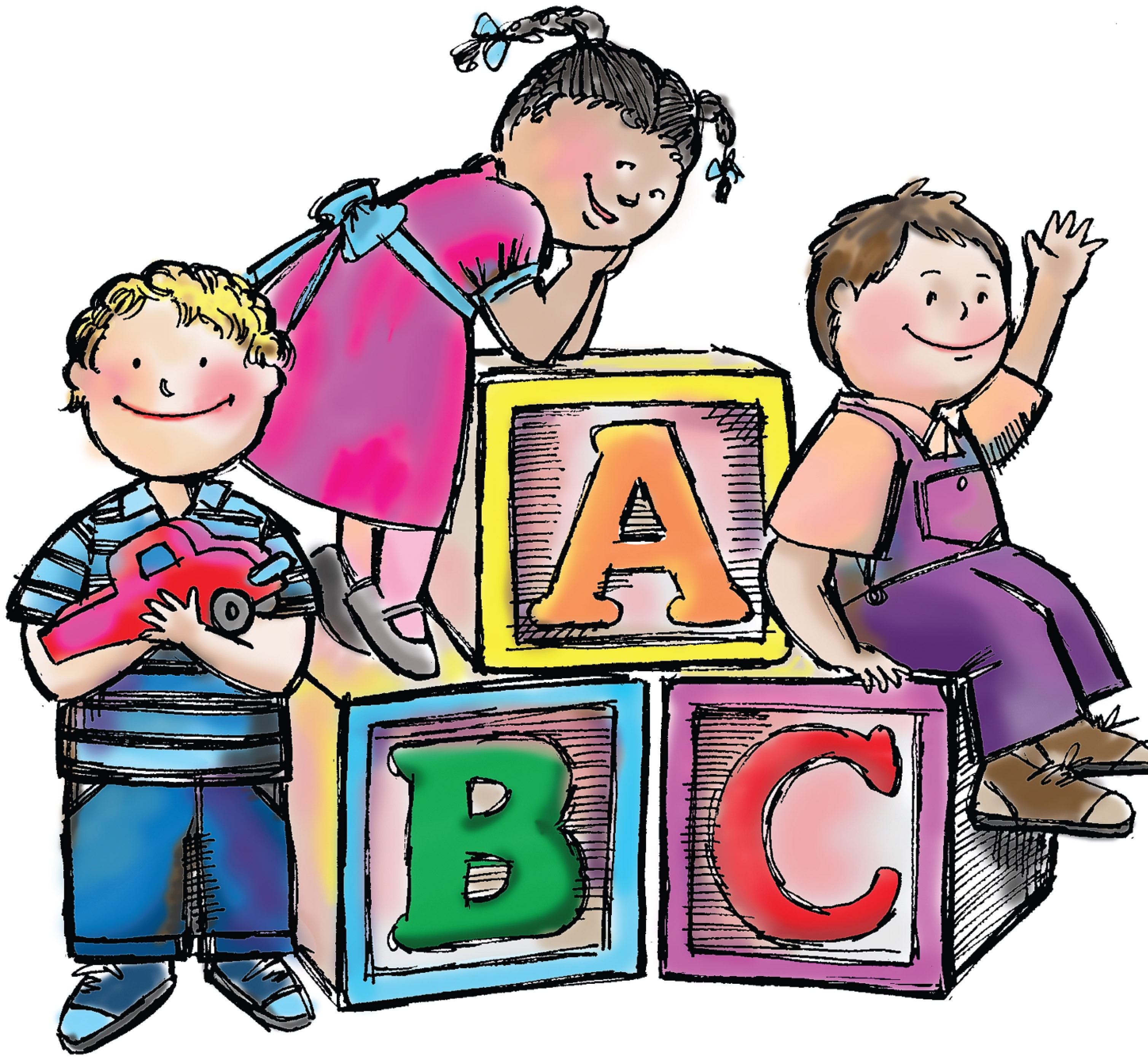 3017x2780 Free Preschool Clip Art Pictures