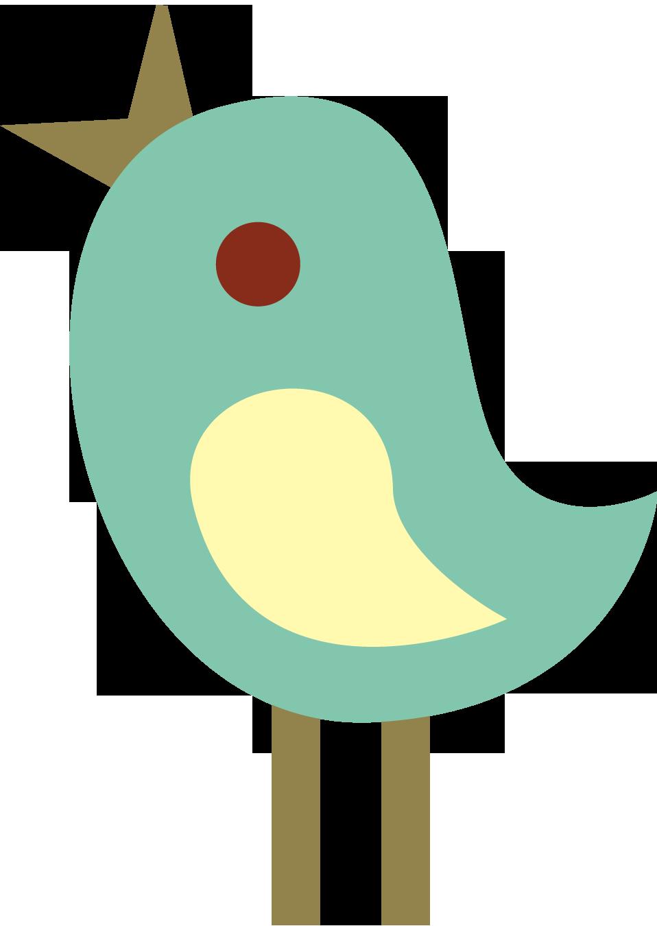958x1350 Cute Tweet Birds Clip Art (Free Clipart Graphics) Revidevi