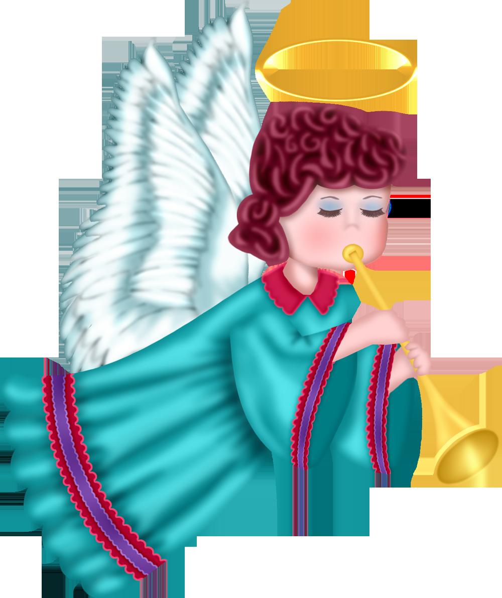 1000x1191 Angels Clip Art Free Image 9