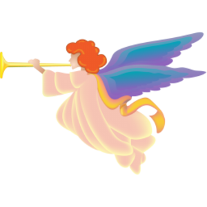 300x300 Collection Of Christmas Angels Clip Art Free High Quality