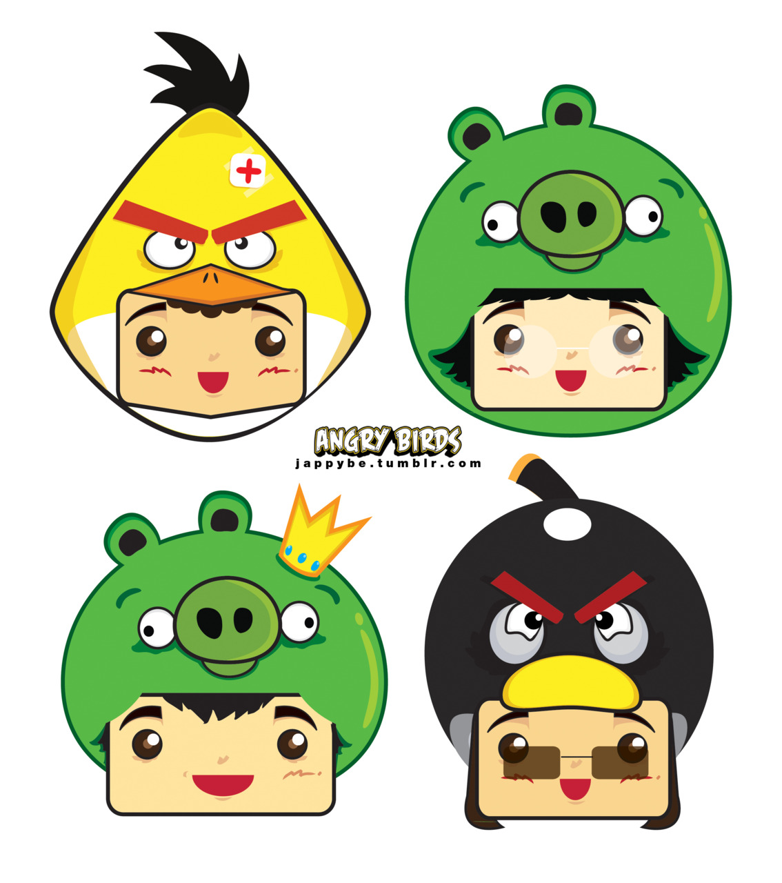 1134x1280 Angry Birds Star Wars Pigs Clip Art
