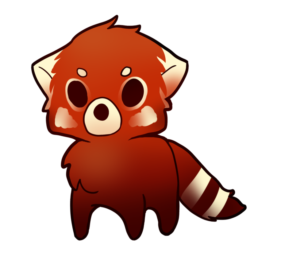 916x873 Red Panda Cute Panda Drawing Free Download Clip Art
