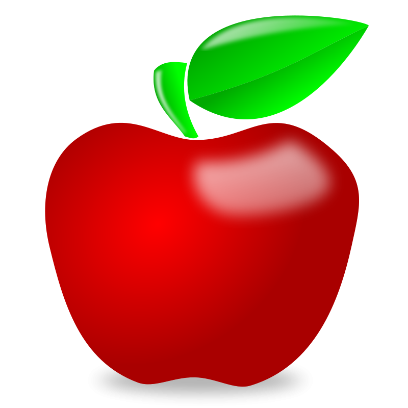 800x800 Image Of Apple Logo Clipart