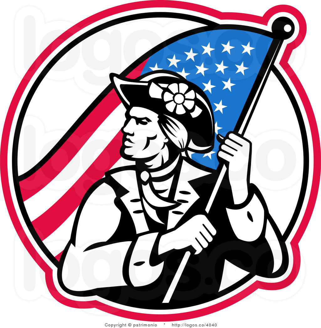 1024x1044 American Flag Clipart Patriot Soldier