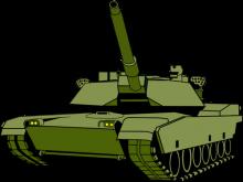 220x165 Army Tank Clipart 402 Military Tank Clipart Free Public Domain