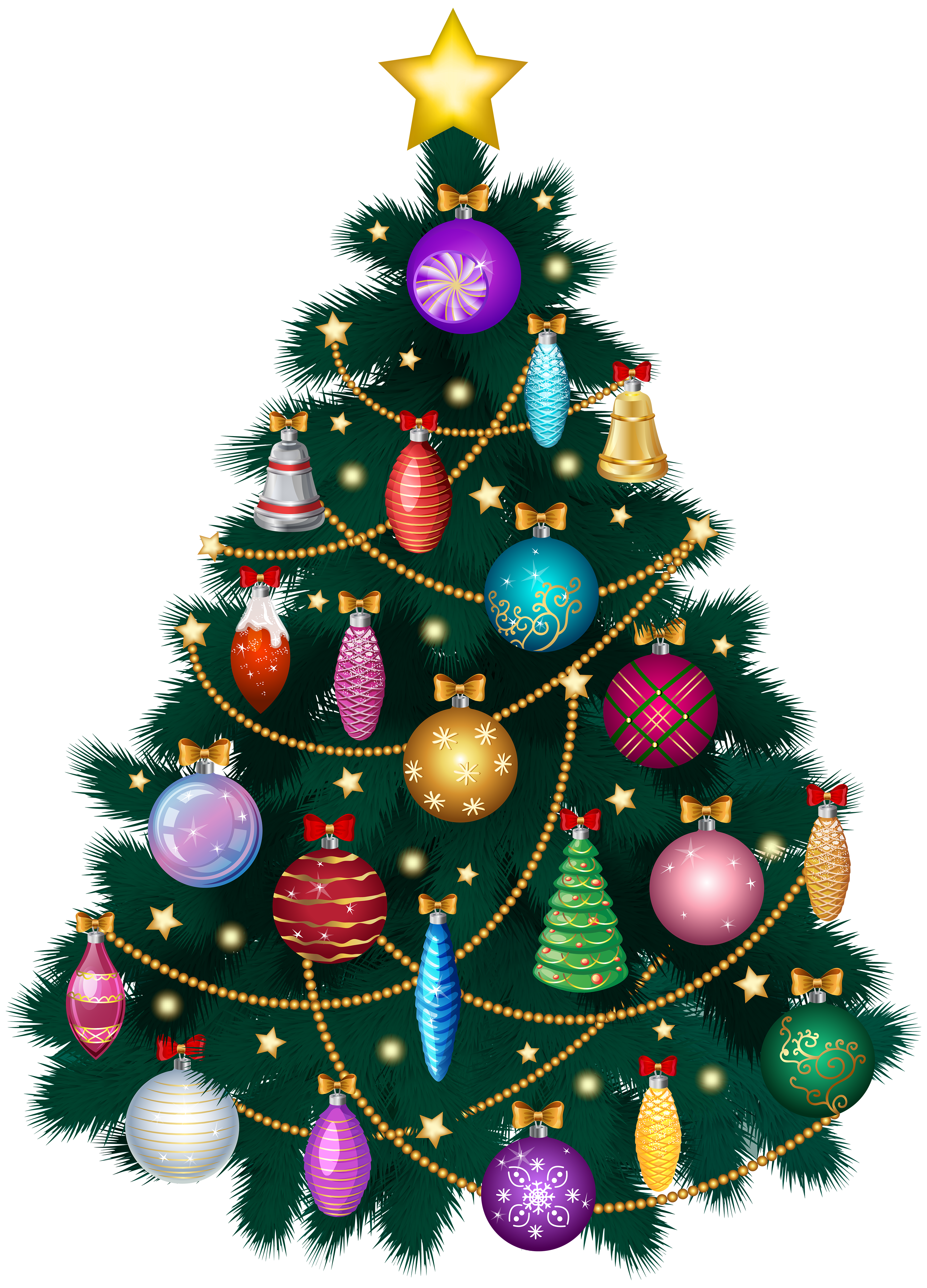 3600x5000 Christmas Deco Tree Png Clip Art Imageu200b Gallery Yopriceville