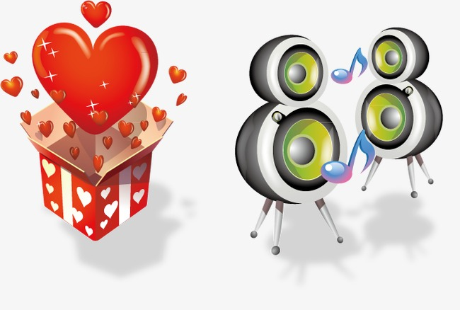 650x438 Art Deco, Love, Music, Chemical Element Png And Vector For Free