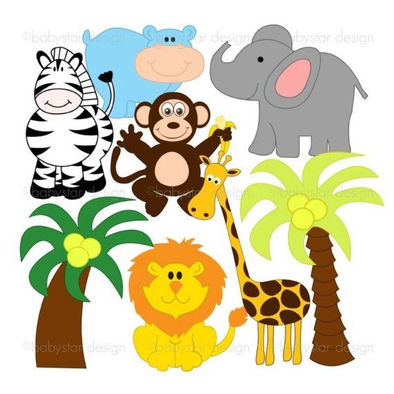 570x570 Animal Clipart Free Download Image Galleries