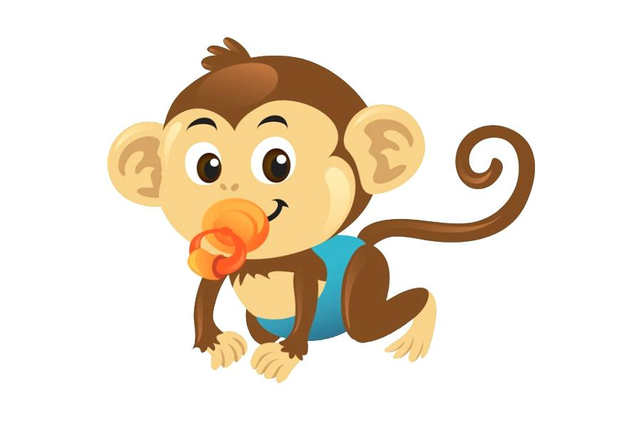 900x600 Free Clip Art Monkey Windows Royalty Free Clip Art Monkey Free