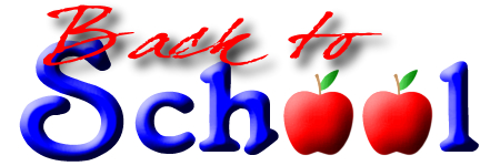 450x150 Free Back To School Clip Art