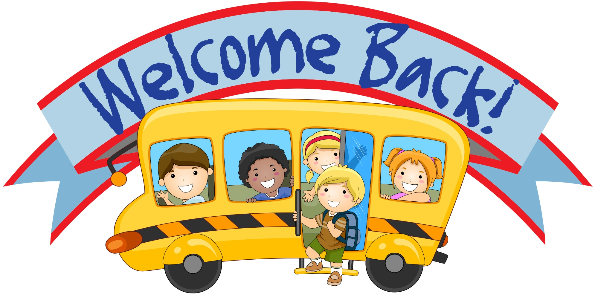 2000x994 Welcome Back School Clip Art Free Clipart Welcome Back