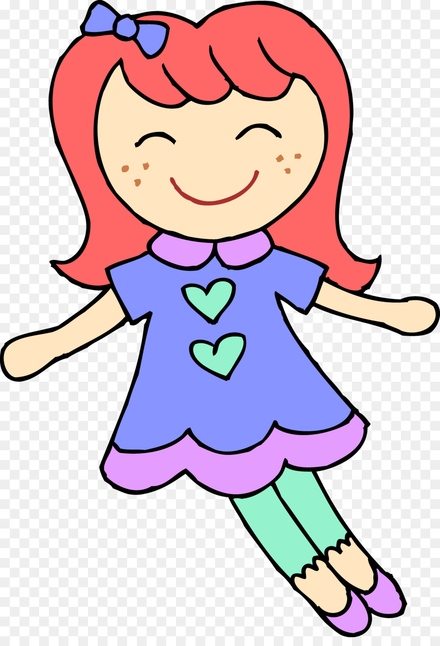900x1320 Rag Doll Barbie Clip Art