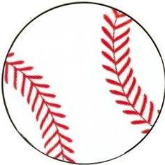 236x236 Free Printable Baseball Clip Art Images Inch Circle Punch
